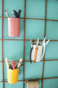 diy dosen upcycling